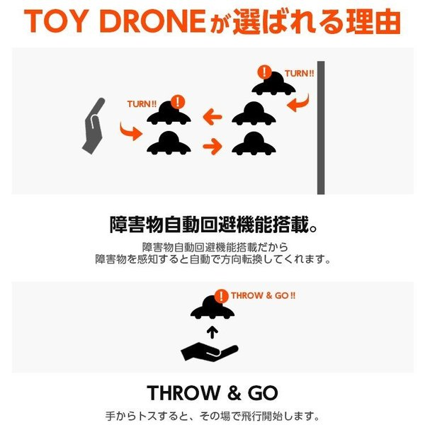 (レビューを書いてプレゼント) UFOドローン トイドローン ラジコン ドローン 小型 子供 プレゼント 男の子 女の子 ミニドローン 安全 飛行機 おもちゃ 知育玩具 sabb 04