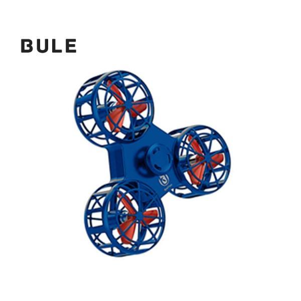 飛ぶハンドスピナー フライングハンドスピナー Flying hand spinner フィジェットスピナー fidget spinner F1 FLYING SPINNER ドローン おもちゃ sabb 13