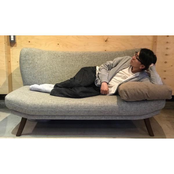 Capa Sofa 2人掛けソファ SabiSabiモデル 深いタイプ|sabisabi-web|13