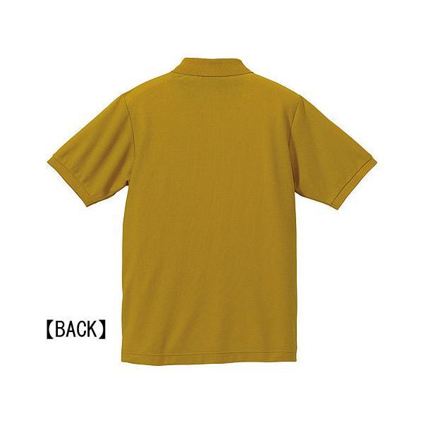 ポロシャツ メンズ レディース 半袖 シャツ ブランド ドライ 無地 大きい 小さい UVカット スポーツ 鹿の子 男 女 消臭 速乾 xs s m l 2l 3l 4l 5l 赤 ワイン|sac|05