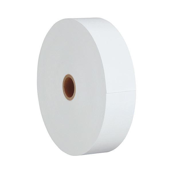 クリエイティア 券売機用感熱ロール紙幅57.5mm×長さ300m×芯内径35mm 白/ミシン入 KB57300WM 1箱(5巻) レジスター sac