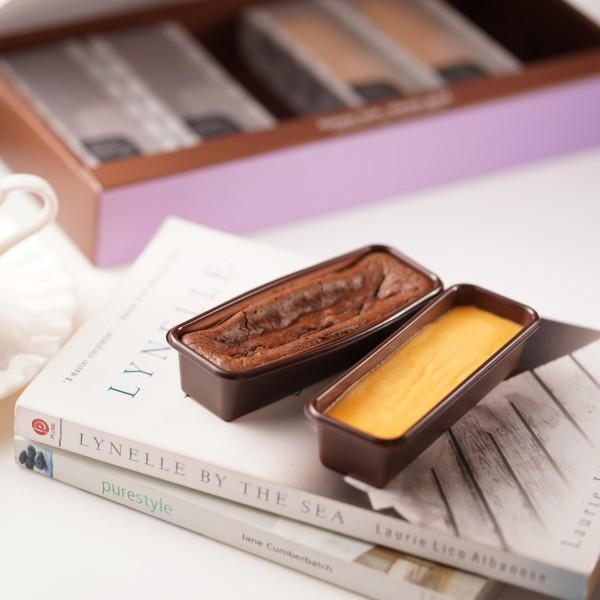 低糖質スイーツ6個セット!砂糖不使用!!低糖質&低カロリー!ほどよく甘い!低糖質カップチーズ&カップショコラ|saccho|02