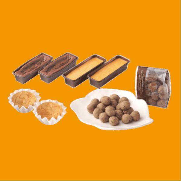 低糖質スイーツお得なお試しセット A!糖質制限セット!カップチーズ・ショコラ・おからクッキー・おからマフィン|saccho|06
