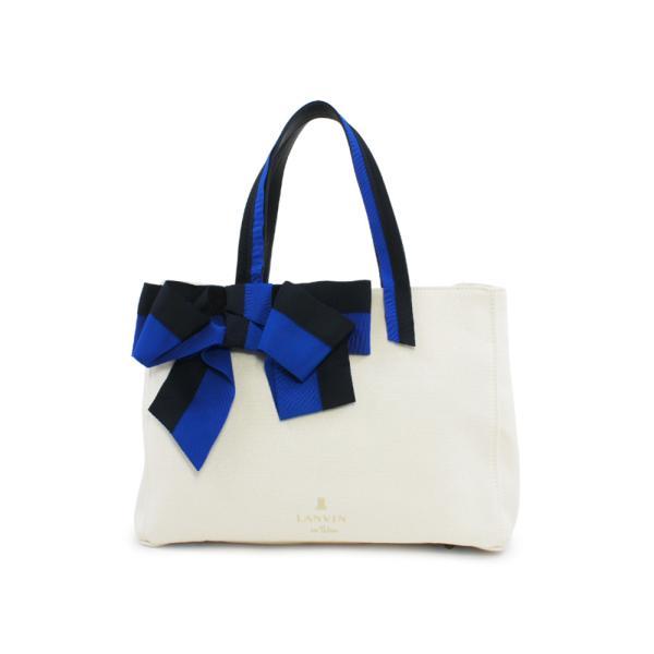 7ace7874a29e9 ランバンオンブルー LANVIN en Bleu トートバッグ 481280 マリアンヌ ランバンオンブルー LANVIN en Bleu ...
