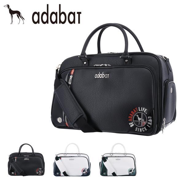 アダバット ボストンバッグ ゴルフ ABB416 adabat ゴルフバッグ