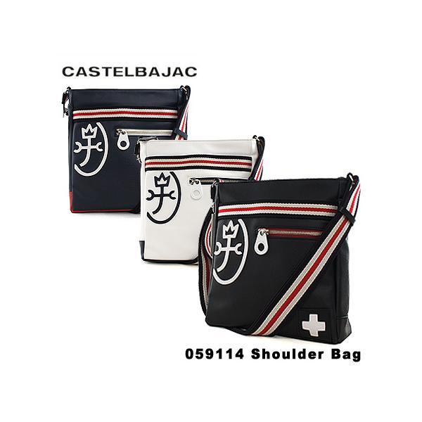 カステルバジャックCASTELBAJACショルダーバッグ059114パンセバジャック PO10