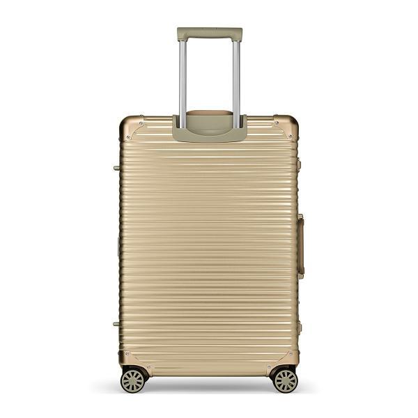 ランツォ スーツケース ノーマン 29インチ|87L 70cm 7kg|アルミニウム合金 5年保証|アルミ ハード フレーム TSAロック搭載|sacsbar|02