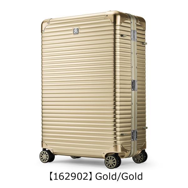 ランツォ スーツケース ノーマン 29インチ|87L 70cm 7kg|アルミニウム合金 5年保証|アルミ ハード フレーム TSAロック搭載|sacsbar|11