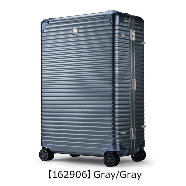 ランツォ スーツケース ノーマン 29インチ|87L 70cm 7kg|アルミニウム合金 5年保証|アルミ ハード フレーム TSAロック搭載|sacsbar|12