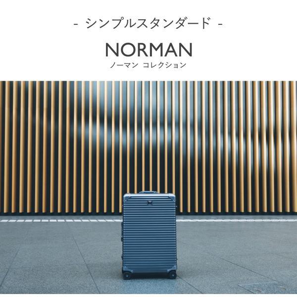 ランツォ スーツケース ノーマン 29インチ|87L 70cm 7kg|アルミニウム合金 5年保証|アルミ ハード フレーム TSAロック搭載|sacsbar|13