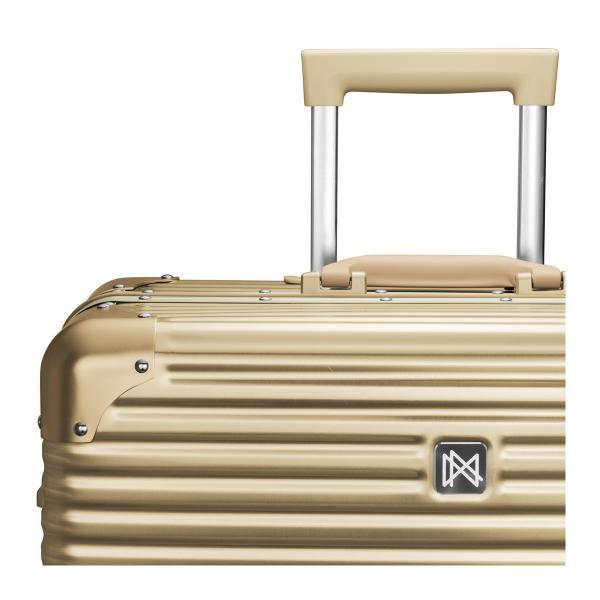 ランツォ スーツケース ノーマン 29インチ|87L 70cm 7kg|アルミニウム合金 5年保証|アルミ ハード フレーム TSAロック搭載|sacsbar|03