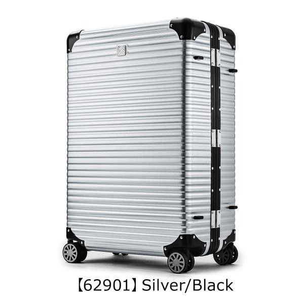 ランツォ スーツケース ノーマン 29インチ|87L 70cm 7kg|アルミニウム合金 5年保証|アルミ ハード フレーム TSAロック搭載|sacsbar|06