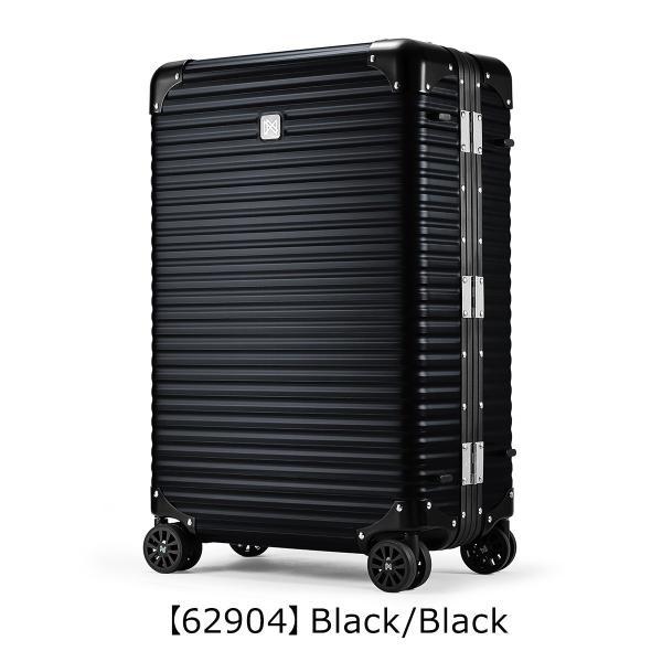 ランツォ スーツケース ノーマン 29インチ|87L 70cm 7kg|アルミニウム合金 5年保証|アルミ ハード フレーム TSAロック搭載|sacsbar|08