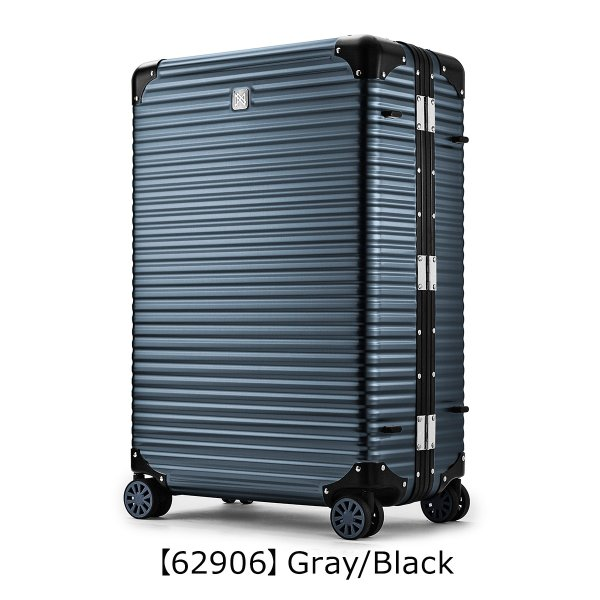 ランツォ スーツケース ノーマン 29インチ|87L 70cm 7kg|アルミニウム合金 5年保証|アルミ ハード フレーム TSAロック搭載|sacsbar|09