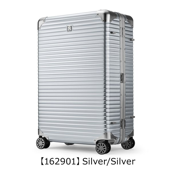 ランツォ スーツケース ノーマン 29インチ|87L 70cm 7kg|アルミニウム合金 5年保証|アルミ ハード フレーム TSAロック搭載|sacsbar|10