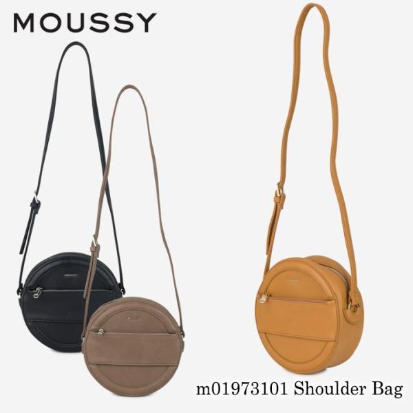 マウジー MOUSSY ショルダーバッグ m01973101  レディース