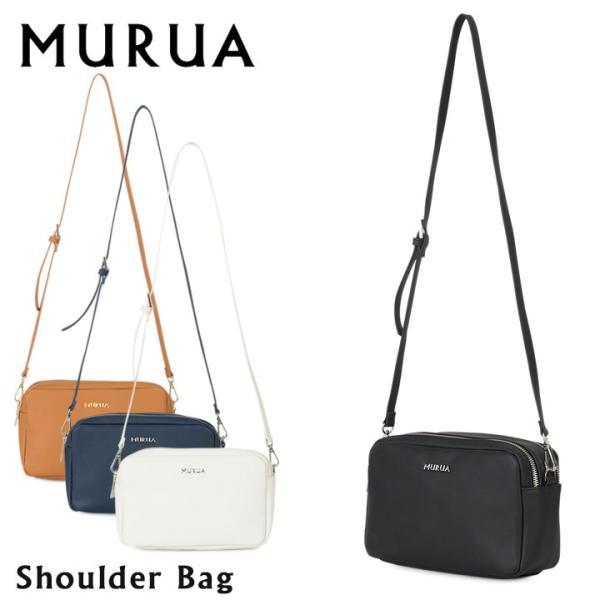 ムルーア MURUA ショルダーバッグ MR-B483 ベーシック  レディース