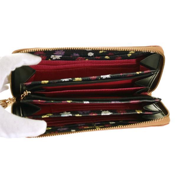 セシルマクビー ラウンドファスナー長財布 レディース ベラ 66020 CECIL McBEE ブランド専用BOX付き