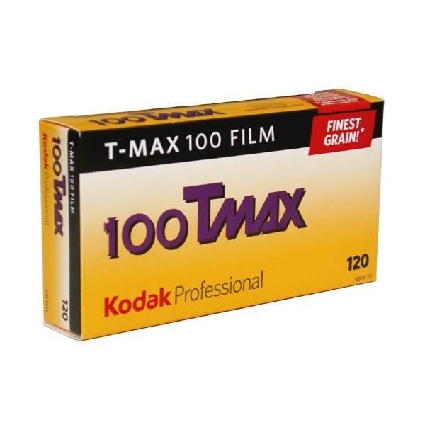 コダック (Kodak) 白黒フィルム T-MAX100 120 ×5本 (ブローニー 5本パック)