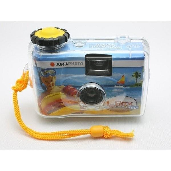 アグファフォト LeBox OCEAN カラーネガ ワンタイム 防水 27枚撮り ALO400