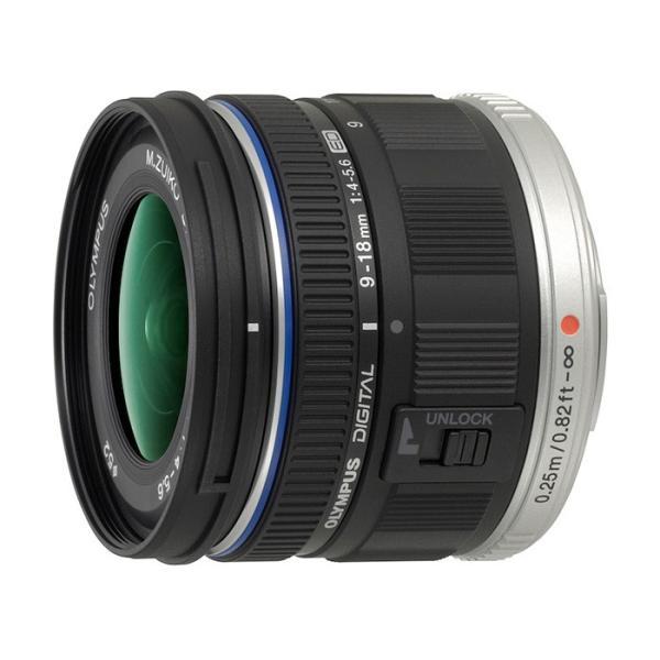 オリンパス ズイコーデジタル  ED 9-18mm F4.0-5.6