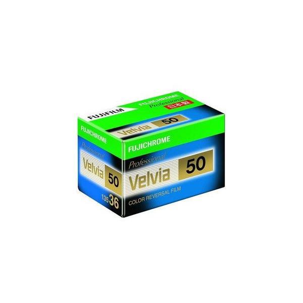 フジフイルム リバーサルフィルム ベルビア50(Velvia50) 36枚撮り