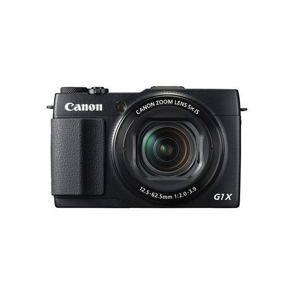 キヤノン(Canon) 【デジタルカメラ】 PowerShot G1X MarkII ブラック BK