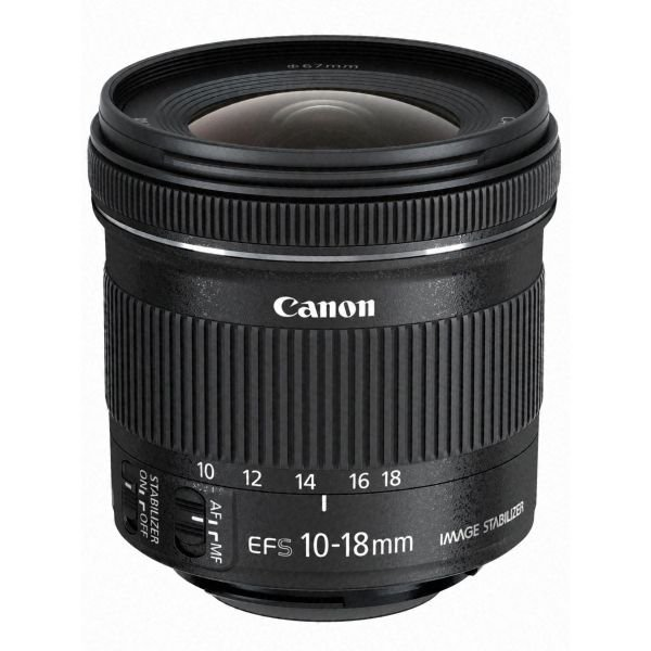 キヤノン(Canon) EF-S10-18mm F4.5-5.6 IS STM