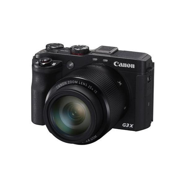 キヤノン(Canon) コンパクトデジタルカメラ PowerShot G3X (パワーショットG3X)