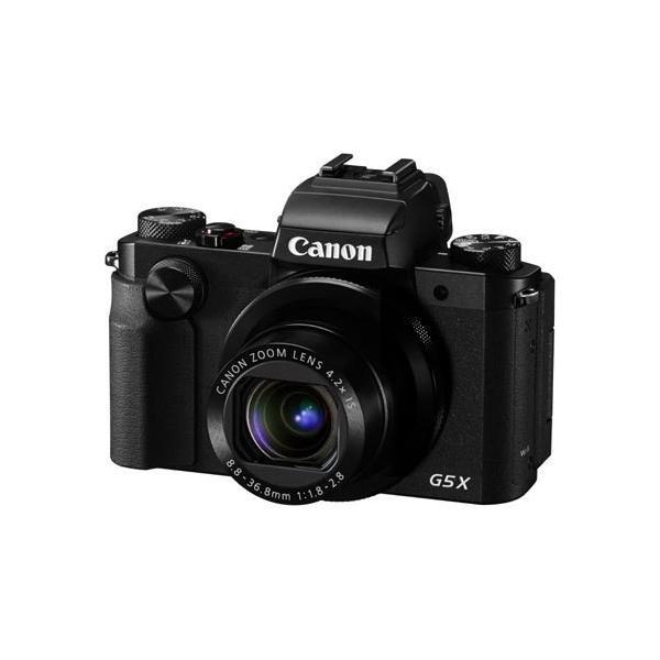 キヤノン(Canon) コンパクトデジタルカメラ PowerShot G5X (パワーショットG5X)