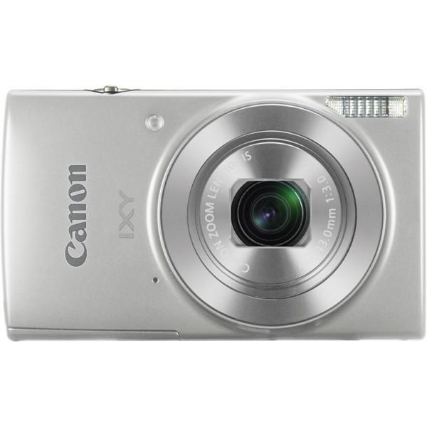 キヤノン(Canon) コンパクトデジタルカメラ IXY 210 シルバー