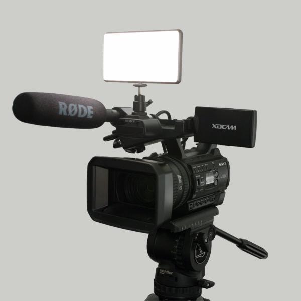 Phottix(フォティックス) 一眼ビデオ撮影スマホ用ポータブルLEDライト M180 ブラック|saedaonline|05