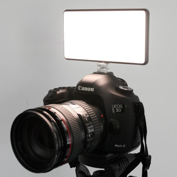 Phottix(フォティックス) 一眼ビデオ撮影スマホ用ポータブルLEDライト M180 ブラック|saedaonline|07