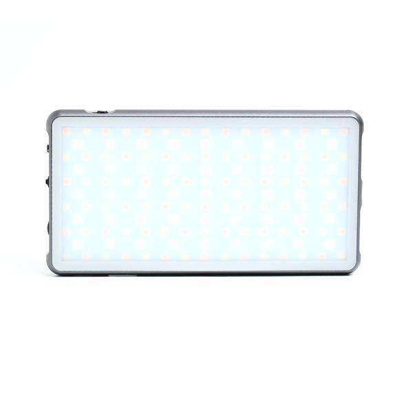 Phottix(フォティックス) 一眼ビデオ撮影スマホ用ポータブルLEDライト M200R RGB LIGHT|saedaonline|02