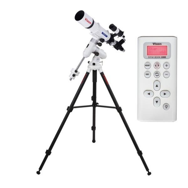 ビクセン(Vixen) 天体望遠鏡 赤道義セット AP-ED80Sf・SM (コントローラー スターブックワン付き)