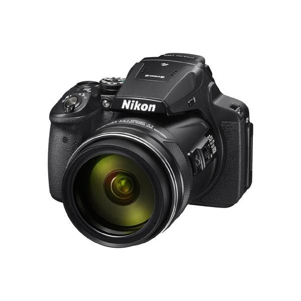ニコン(Nikon) デジタルカメラ COOLPIX(クールピクス)  P900 ブラック【納期目安約3ヶ月】