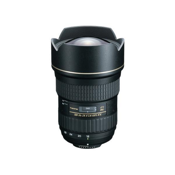 トキナー (Tokina) AT-X 16-28 F2.8 PRO FX  16-28mm F2.8 フルサイズ用 キャノンマウント仕様