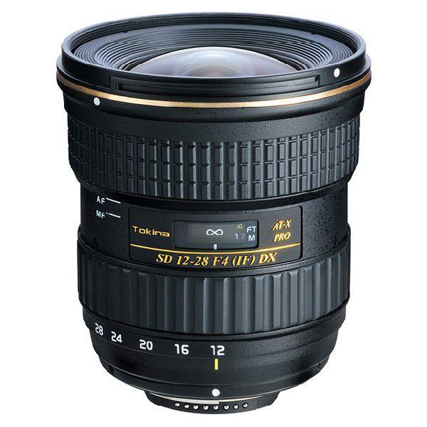 トキナー (Tokina) AT-X 12-28 PRO DX  12-28mm F4(IF) ASPHERICAL  キヤノンマウント