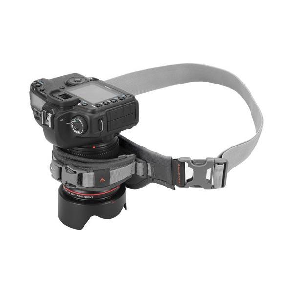 ハクバ GW-ADVANCE カメラホルスターライト ダークグレー (SGWA-CHLTGY)