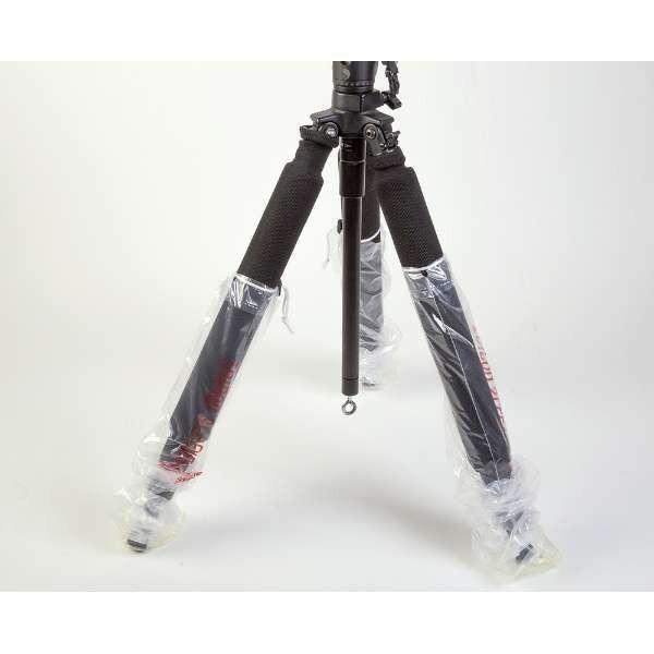 OP/TECH(オプテック) 9001302 トライポッドスリーブ 三脚用保護カバー 3枚入りの画像
