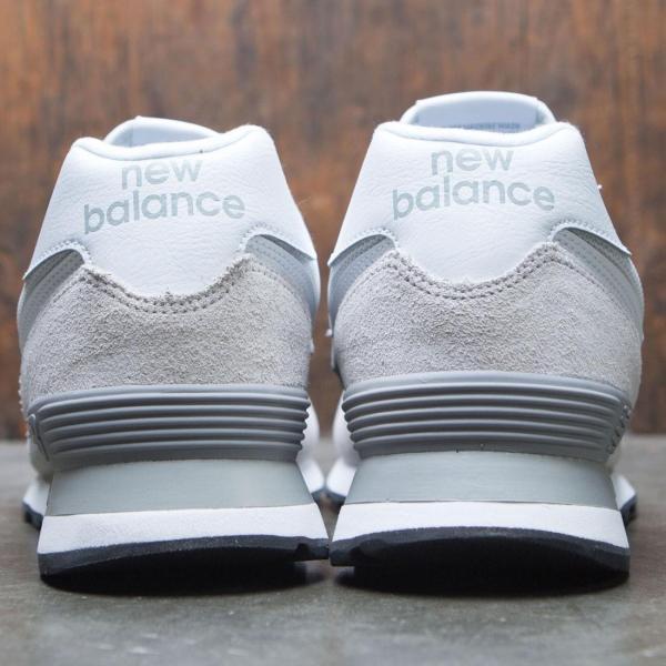 2018年春夏新作♪ New Balance【ニューバランス】 ML574EGW レディース メンズ スニーカー ライトグレー|safarisafari|03
