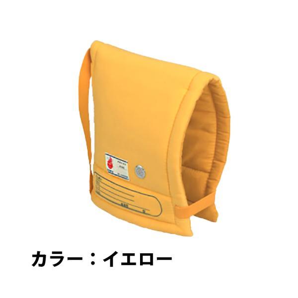 防災頭巾 カバー付きセット 幼児向け(3〜7才)Sタイプ 小学生低学年以下用(約30×25cm)|safety-japan|02