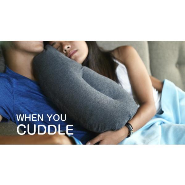 トラベルピロー Aubergine Pillow オーべージントラベルピロー ひと息で膨らむ ナス形|safety-toilet|09