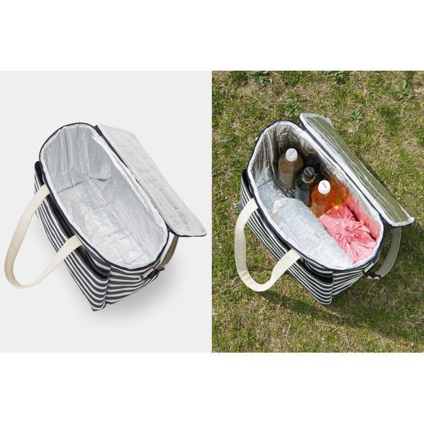 クーラーバッグ パタットミニ収納 保温保冷どちらにも使える! アウトドアやピクニックに|safety-toilet|11