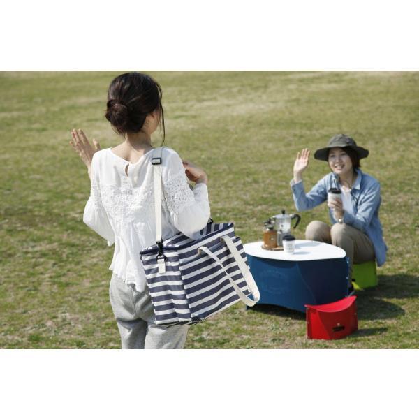 クーラーバッグ パタットミニ収納 保温保冷どちらにも使える! アウトドアやピクニックに|safety-toilet|14