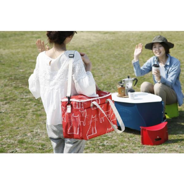 クーラーバッグ パタットミニ収納 保温保冷どちらにも使える! アウトドアやピクニックに|safety-toilet|15