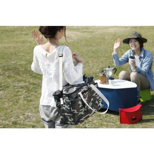 クーラーバッグ パタットミニ収納 保温保冷どちらにも使える! アウトドアやピクニックに|safety-toilet|16