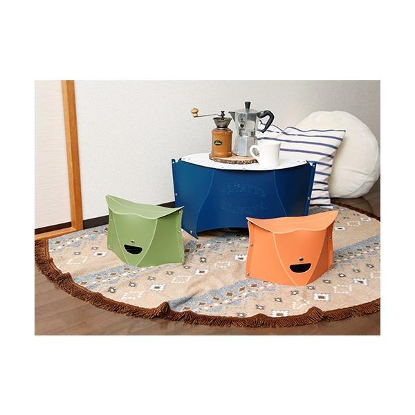 折りたたみ椅子 簡単組み立て PATATTO 180 座面が柔らかく組み立てやすくなって新登場 ハイキング キャンプ  運動会 アウトドア 軽量 コンパクト|safety-toilet|14