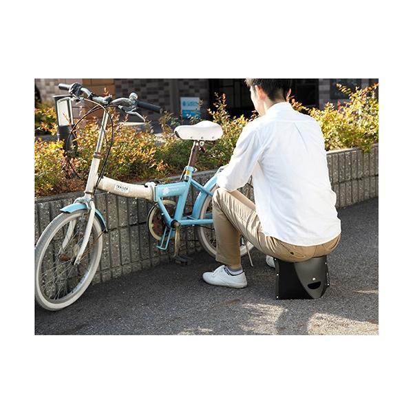 折りたたみ椅子 簡単組み立て PATATTO 180 座面が柔らかく組み立てやすくなって新登場 ハイキング キャンプ  運動会 アウトドア 軽量 コンパクト|safety-toilet|08
