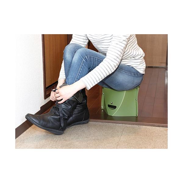 折りたたみ椅子 簡単組み立て PATATTO 180 座面が柔らかく組み立てやすくなって新登場 ハイキング キャンプ  運動会 アウトドア 軽量 コンパクト|safety-toilet|10